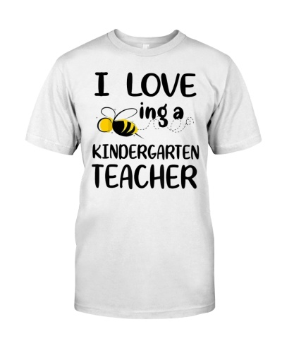 Kindergarten Teacher Being