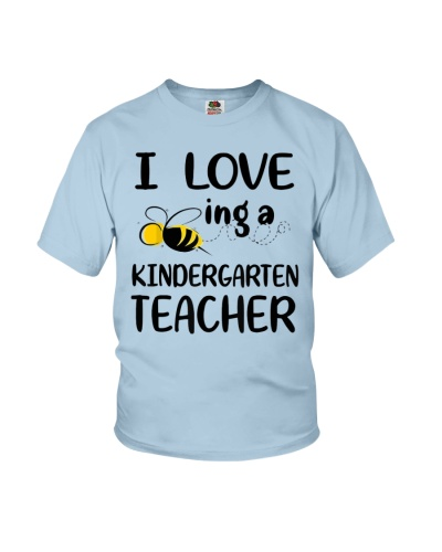 Kindergarten Teacher Being
