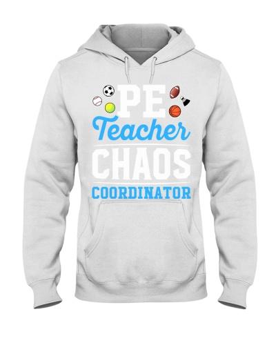 PE Teacher Chao
