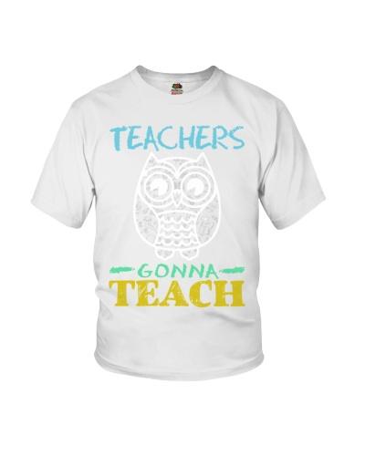 Teacher Gonna Teach