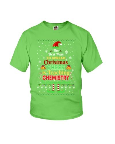 Chemistry Teacher Cheer