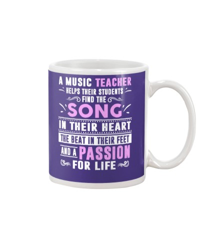 Music Teacher Song