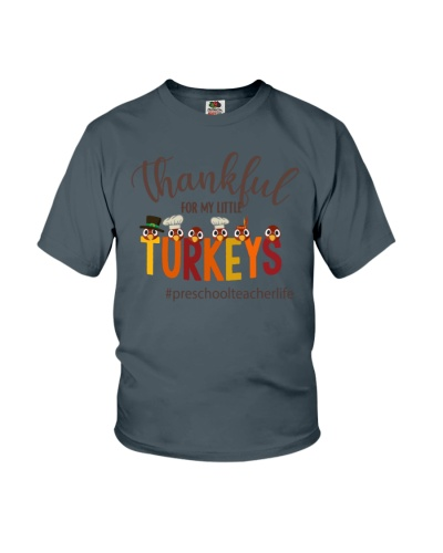 Preschool Thankfull Turkey