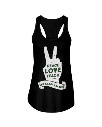 2nd Grade Teacher Peace