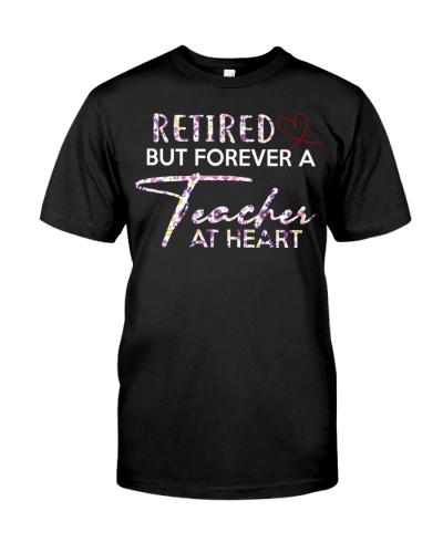 Retired Teacher Forever