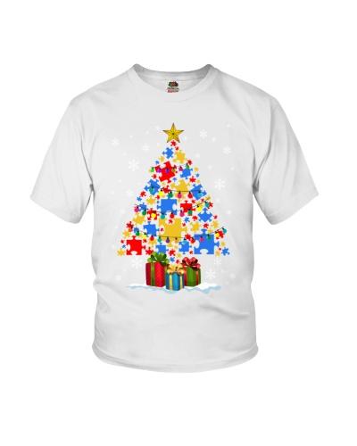 Autism Christmas Tree