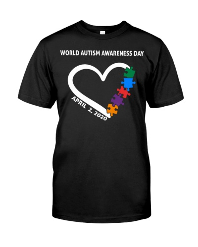 Autism World Heart
