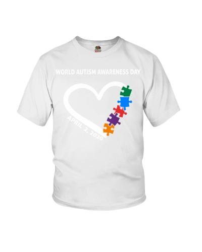 Autism World Heart