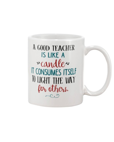 Teacher Good Candle