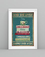 Book And Tea Poster 11x17 Poster lifestyle-poster-5
