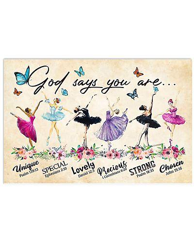 Bale butterfly flower poster