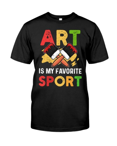 Art Favorite Sport