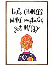 Teacher Chances Messy 11x17 Poster front