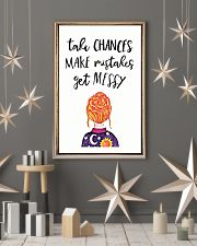 Teacher Chances Messy 11x17 Poster lifestyle-holiday-poster-1