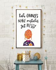 Teacher Chances Messy 11x17 Poster lifestyle-holiday-poster-3