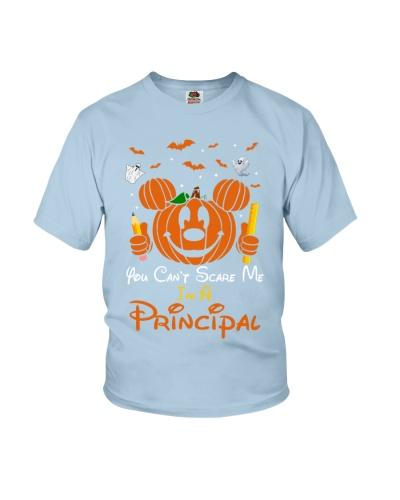 Principal Teacher Scare Halloween