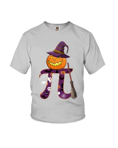 Pi Math Halloween
