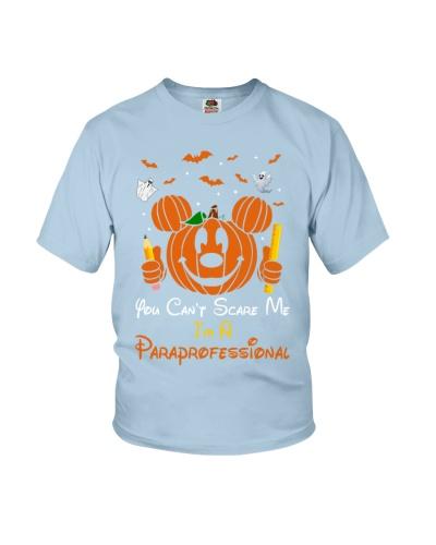 Paraprofessional Scare Halloween