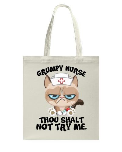 Nurse Grumpy