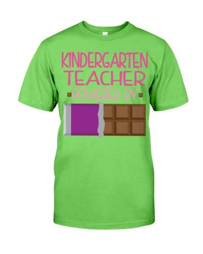 Kindergarten Teacher Chocolate