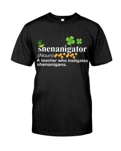 Teacher Shenamigator Patrick