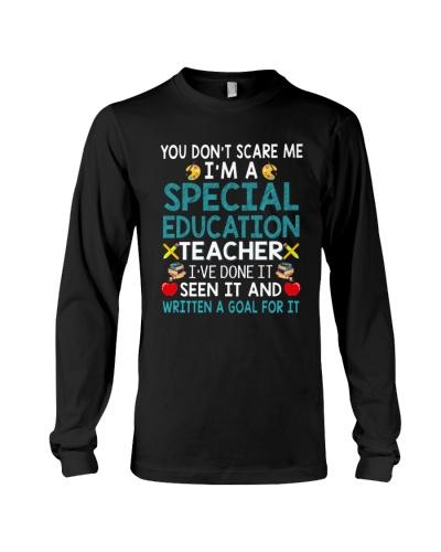 Special Education Teacher Goal