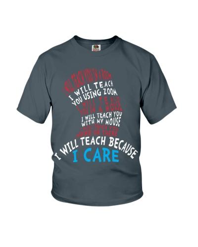Teacher Because I Care