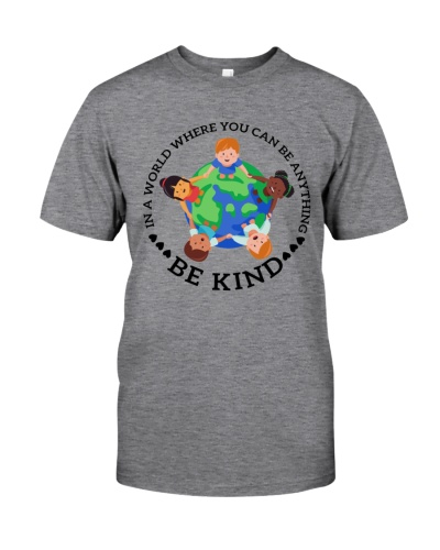 Be Kind World