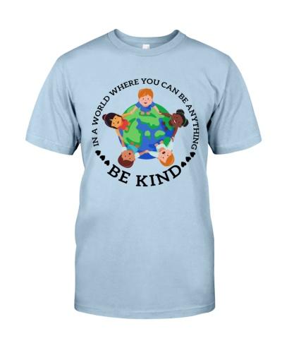 Be Kind World