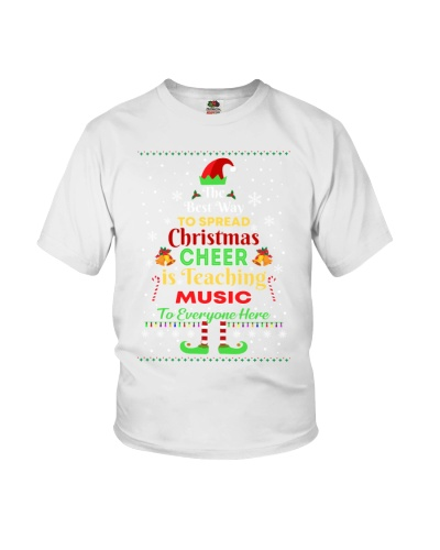 Music Teacher Cheer