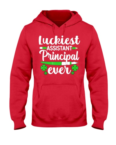 Assistant Principal Luckiest Ever