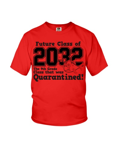 9th Grade Class Quarantiend