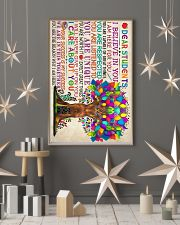 Teacher Deer Student 11x17 Poster lifestyle-holiday-poster-1