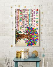 Teacher Deer Student 11x17 Poster lifestyle-holiday-poster-3