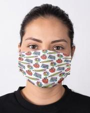 Teacher Pencial Mask Cloth face mask aos-face-mask-lifestyle-01