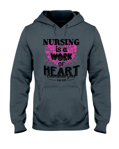 Nurse Work Heart