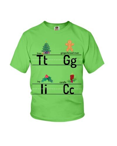 Teacher Tt Gg Christmas