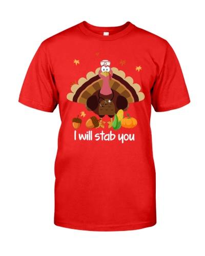 Nurse Turkey Will