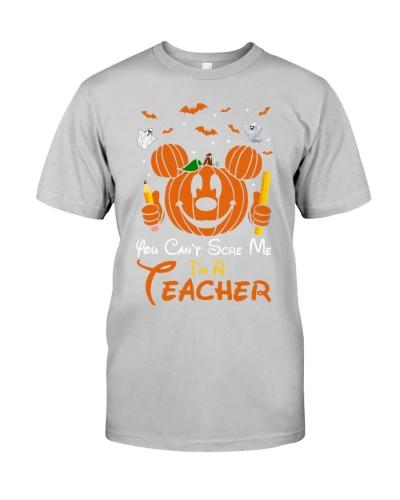 Teacher Scare Halloween