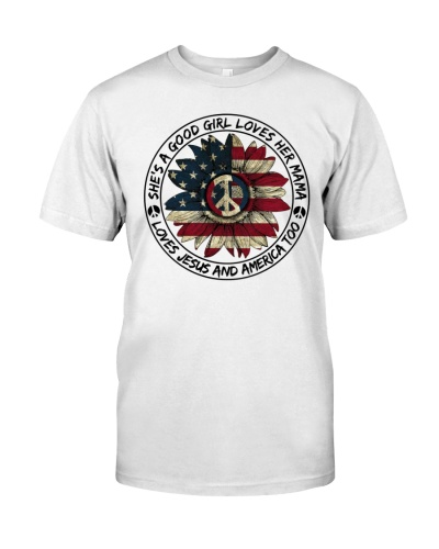Hippie Love America
