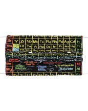 Chemistry Table Mask Cloth face mask front