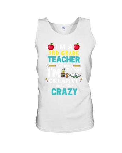 3rd Grade Teacher Crazy