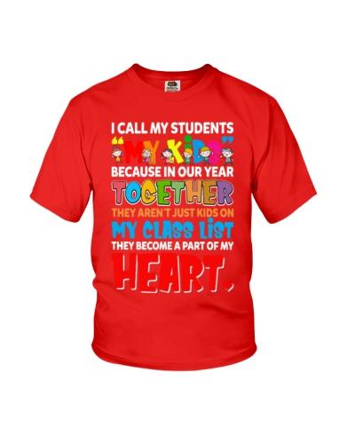 Teacher Call My Student