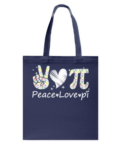 Pi Love Peace