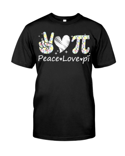 Pi Love Peace
