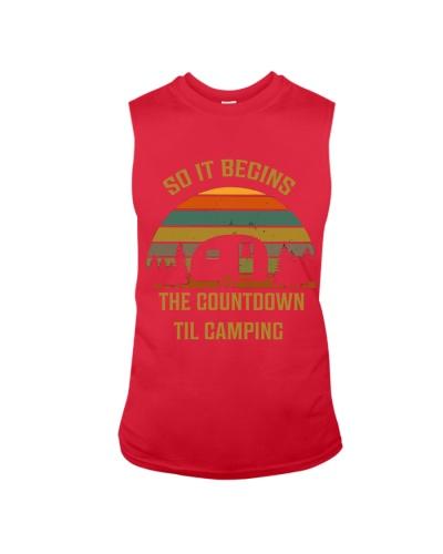 Camping Begin
