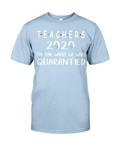 Teacher 2020 Quarantied