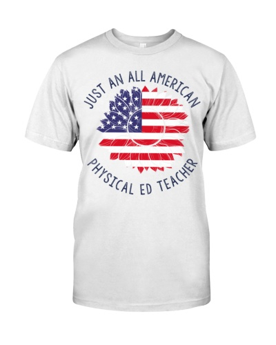 Physical Ed Teacher American