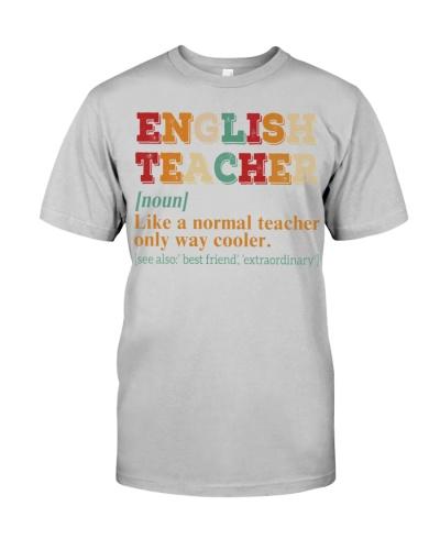 English Teacher Normal Cooler