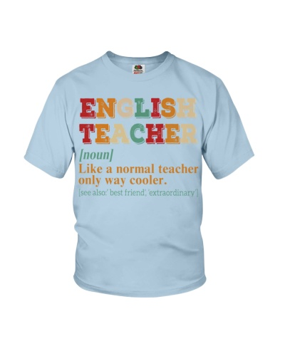 English Teacher Normal Cooler